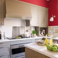 идея необычного сочетания бежевого цвета в интерьере квартиры картинка