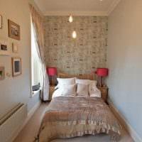 вариант красивого стиля малогабаритной комнаты картинка
