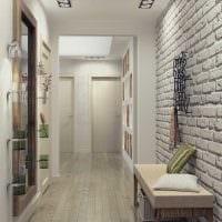идея использования необычного интерьера комнаты в стиле ретро картинка