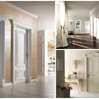 идея применения светлого ламината в ярком интерьере квартиры картинка
