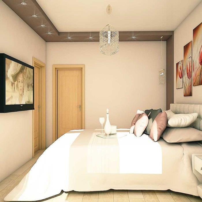 идея применения светового дизайна в ярком стиле квартиры