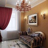 идея использования светового дизайна в ярком стиле дома фото