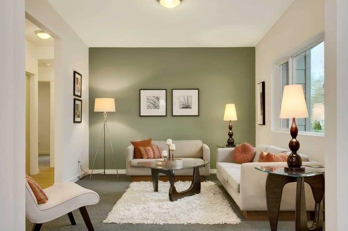 Северная сторона комнат правильные цвета фото