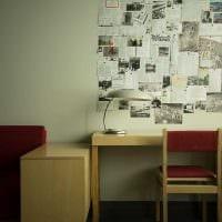 идея необычного дизайна комнаты в советском стиле фото