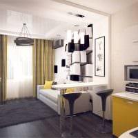 вариант красивого декора квартиры картинка