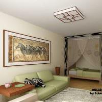идея яркого стиля детской комнаты 18 кв.м. фото