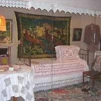 идея яркого декора квартиры в советском стиле картинка