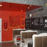 идея интересного декора квартиры в советском стиле картинка