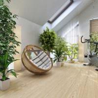 вариант красивого сочетания цвета в интерьере современной квартиры фото
