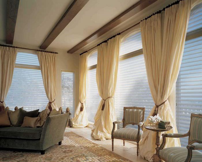 течении нескольких шторы в дом дизайн фото проведения таких