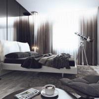 идея необычного декора спальной комнаты для молодого человека картинка