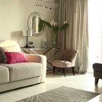 идея красивого стиля двухкомнатной квартиры картинка