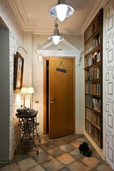 идея яркого интерьера малогабаритной комнаты картинка