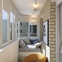 идея красивого дизайна двухкомнатной квартиры картинка