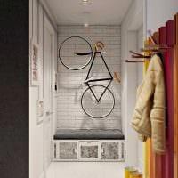 идея необычного интерьера комнаты в скандинавском стиле картинка