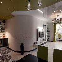 пример красивого декора двухкомнатной квартиры картинка