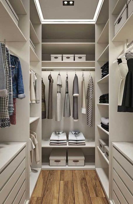 фото гардеробных комнат в квартире детей, только