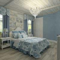 идея необычного дизайна спальни для молодого человека фото