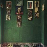 идея яркого интерьера квартиры в советском стиле фото