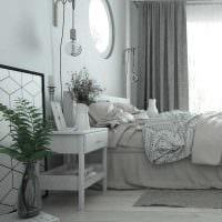 вариант необычного дизайна квартиры в скандинавском стиле фото