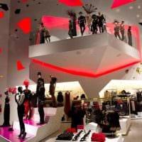 дизайн магазина одежды идеи декора