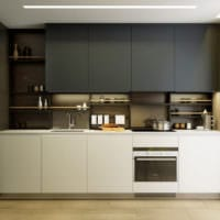 идеи дизайна малогабаритной кухни