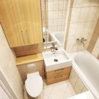дизайн санузла и ванной