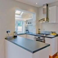 дизайн кухни 6 кв метров