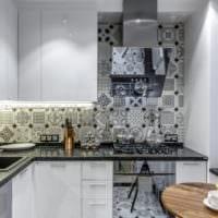 дизайн кухни 5 квадратных метров