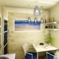 дизайн маленькой кухни 5 квадратных метров