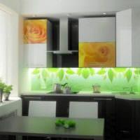 фартур для дизайн кухни 5 квадратных метров