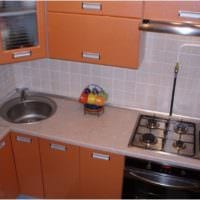 интерьер кухни в хрущевке 6 кв метров
