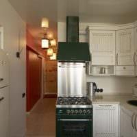 интерьер дизайн кухни 5 квадратных метров