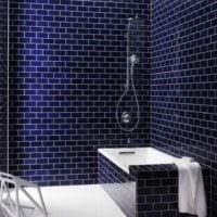 элегантное оформление ванной