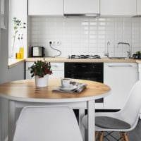 как обустроить дизайн кухни 5 квадратных метров