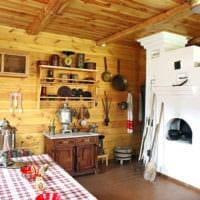 кухня на даче своими руками