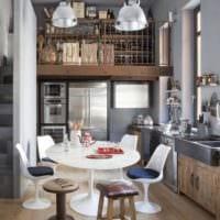 кухня столовая идеи