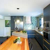 кухня столовая идеи интерьера