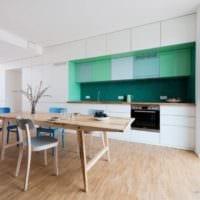 кухня столовая идеи планировки