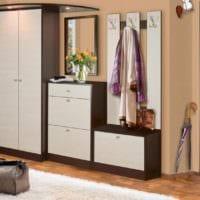 мебель для узкого коридора