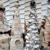 необычные елки
