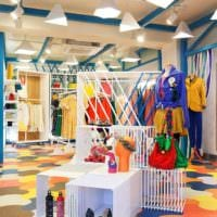 оригинальный дизайн магазина одежды