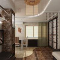 цветовые решения для однокомнатной квартиры