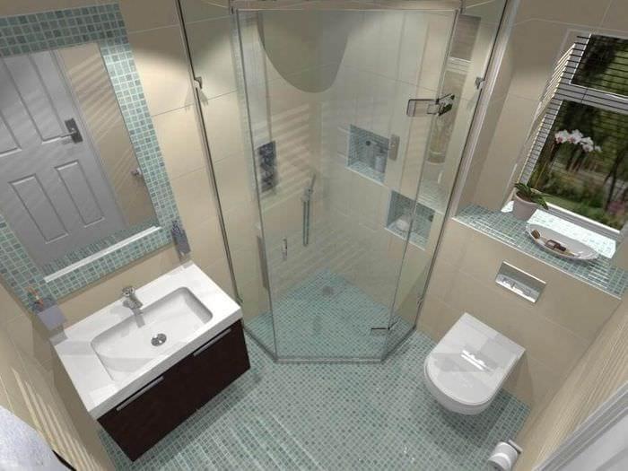 ванная и туалет дизайн