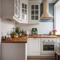 кухня 5 квадратных метров