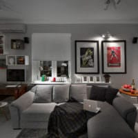 дизайн интерьера маленькой квартиры идеи фото