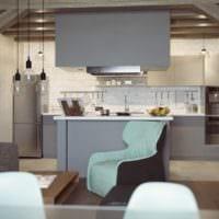 дизайн интерьера маленькой квартиры стильный проект