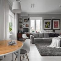 дизайн интерьера маленькой квартиры в хрущевке