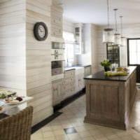 дизайн кухни на даче идеи фото