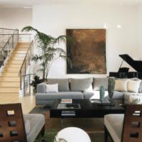 дизайн лестницы в доме фото идеи